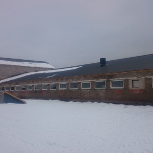 Sigala katuse renoveerimine